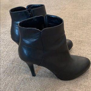 Nine West weather heeled bootie